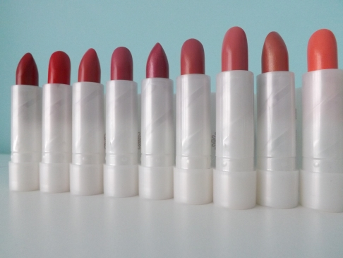 Natural Collection Lipsticks- Updated Review/Swatches&upcoming giveaway?